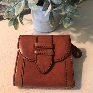 Banana Republic genuine leather wallet